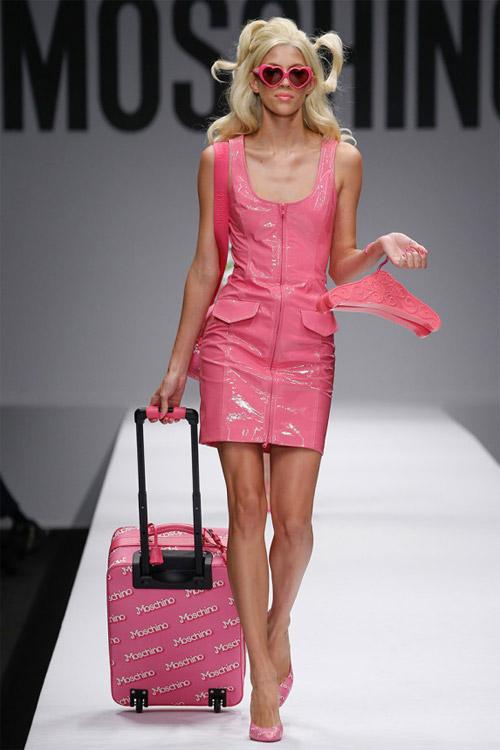 """Xem Moschino thiết kế đồ cho """"búp bê sống"""" - 12"""