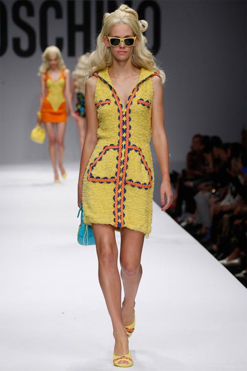 """Xem Moschino thiết kế đồ cho """"búp bê sống"""" - 18"""