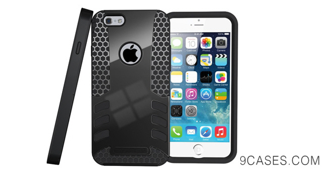 Những kiểu bao da và ốp lưng này đều đang được bán trên Amazon.com, tương thích với iPhone 6 Plus vừa ra mắt.