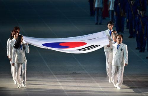 Lễ khai mạc ASIAD 17: Tuyệt diệu Incheon - 9