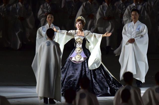Lễ khai mạc ASIAD 17: Tuyệt diệu Incheon - 8