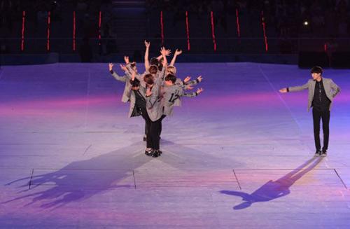 Lễ khai mạc ASIAD 17: Tuyệt diệu Incheon - 6