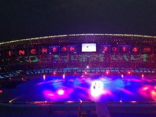 Lễ khai mạc ASIAD 17: Tuyệt diệu Incheon - 1