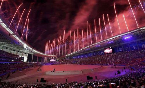 Lễ khai mạc ASIAD 17: Tuyệt diệu Incheon - 3