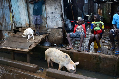 Sierra Leone đóng cửa quốc gia vì Ebola - 3