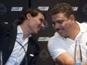 Tin bên lề bóng đá - Ro béo thách đấu Nadal trên sòng bạc