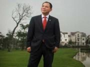 Tài chính - Bất động sản - Tỷ phú Phạm Nhật Vượng thăng hạng trên Forbes