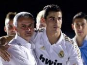 Bóng đá - Không có tình bạn giữa Ronaldo và Mourinho