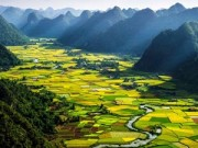 Thung lũng Bắc Sơn: Thiên đường xanh của Việt Nam
