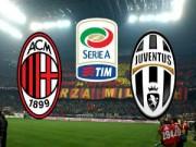 Bóng đá - Serie A trước vòng 3: Thư hùng tại San Siro