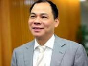 """Tài chính - Bất động sản - 2 tỷ phú đô la gốc Việt được ngân hàng Thụy Sỹ vinh danh """"siêu giàu"""""""
