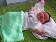 Tin tức trong ngày - Bé sơ sinh nặng 6,5 kg ở Quảng Nam