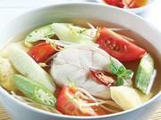 Ẩm thực - Xì xụp canh chua cá bông lau