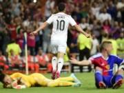 """Bóng đá - Real: """"Bom tấn"""" Rodriguez đứng lên từ áp lực"""