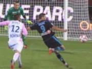 Bóng đá - Cú bắt vô-lê thành bàn đẹp nhất top 5 V5 Ligue 1