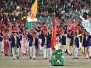 Thể thao - Đoàn Thể thao Việt Nam diễu hành tại ASIAD 17