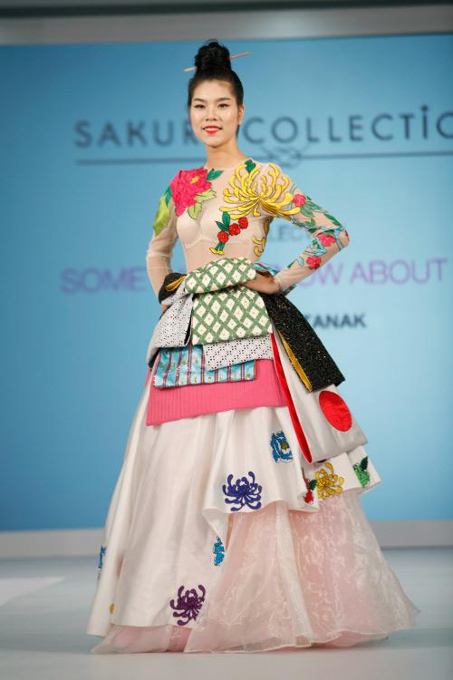 Thời trang Nhật cách tân táo bạo trên sàn diễn Việt - 8