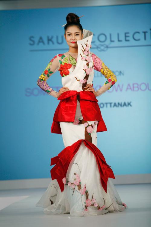Thời trang Nhật cách tân táo bạo trên sàn diễn Việt - 16