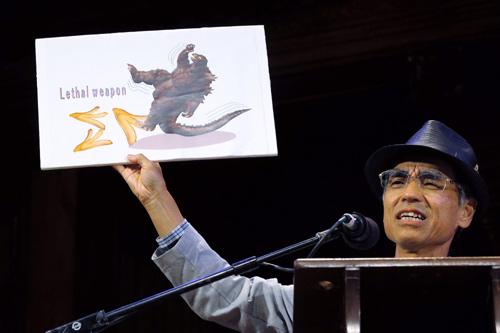 """Bí mật """"vũ khí vỏ chuối"""" giật giải Ig Nobel 2014 - 2"""