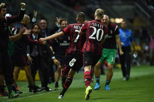 Milan - Juventus: Không có gì để mất - 1