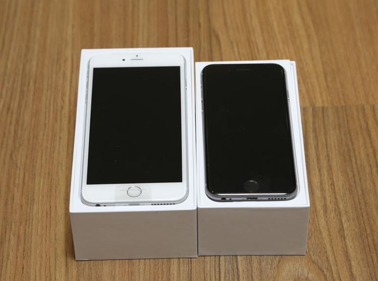 Theo đó, chiếc iPhone 6 bản 16GB có giá 28 triệu đồng, trong khi giá mà Apple phân phối là 13,7 triệu đồng. Cao gấp 2 lần.