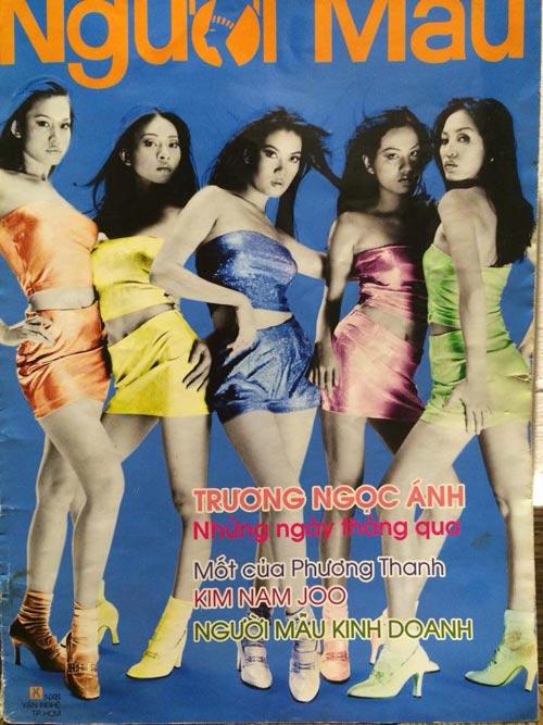 Á hậu áo dài 1995 tung ảnh cũ của Ngô Thanh Vân - 1