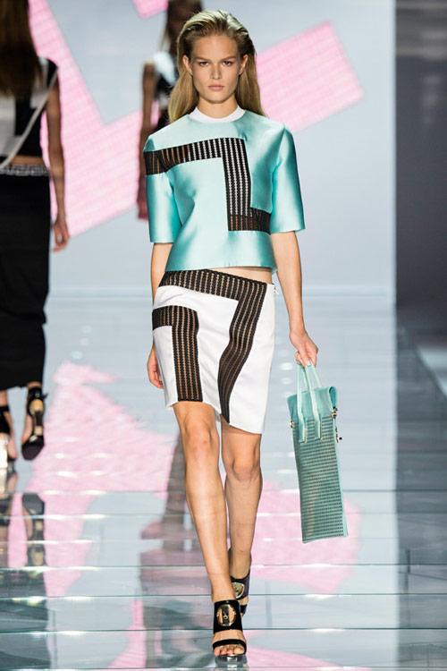 Versace: Sự lựa chọn số 1 của các cô gái hiện đại - 7