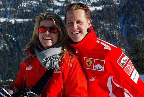 Vợ Schumacher bán trực thăng để chữa bệnh cho chồng - 1