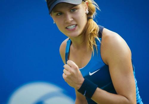Tin hot kiều nữ tennis: Bouchard đẹp rạng rỡ trên biển - 1