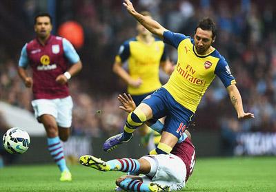 TRỰC TIẾP A.Villa - Arsenal: Chủ nhà buông xuôi (KT) - 3