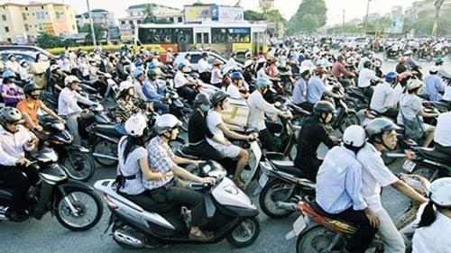 Lý do đàn ông Việt thường đi xe nữ - 1