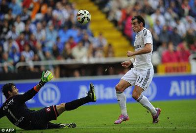 TRỰC TIẾP Deportivo - Real: Siêu hủy diệt (KT) - 3