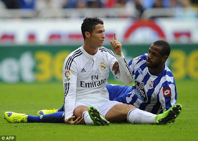 TRỰC TIẾP Deportivo - Real: Siêu hủy diệt (KT) - 4