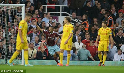 TRỰC TIẾP West Ham - Liverpool: Kết liễu (KT) - 3
