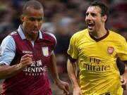 Bóng đá - Aston Villa - Arsenal: Thử thách đón chờ