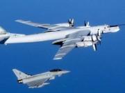 Tin tức trong ngày - Chiến đấu cơ Anh chặn máy bay ném bom tầm xa Nga