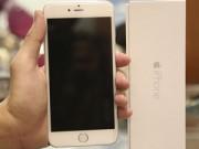 Trên tay iPhone 6 vừa về VN, đắt hơn cả Honda SH