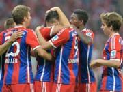 Bóng đá - Hamburg – Bayern: Đỉnh cao và vực sâu