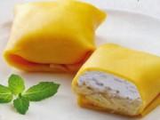 Ẩm thực - Thơm nức như bánh kem sầu riêng