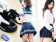 Thời trang - Nhật Bản: Hủy 1000 đôi giày soi trộm đồ lót nữ