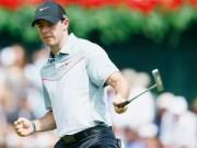 Thể thao - Tay golf McIlroy mơ vĩ đại như Messi và Federer