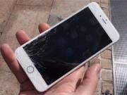 Thời trang Hi-tech - Video: Thử độ bền màn hình bộ đôi iPhone 6