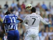 """Bóng đá - Deportivo - Real: """"Kinh hoàng"""" ở Riazor"""