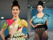 Thời trang Nhật cách tân táo bạo trên sàn diễn Việt