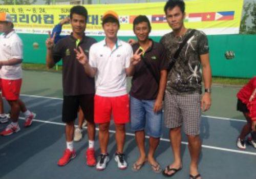 Soft Tennis Việt Nam lần đầu thi đấu ở Asiad - 2