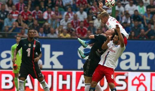 Hamburg - Bayern: Không đơn giản - 1