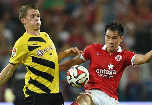 Mainz - Dortmund: Cái giá phải trả - 1