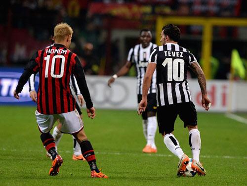 Milan - Juventus: Khoảnh khắc ngôi sao - 1
