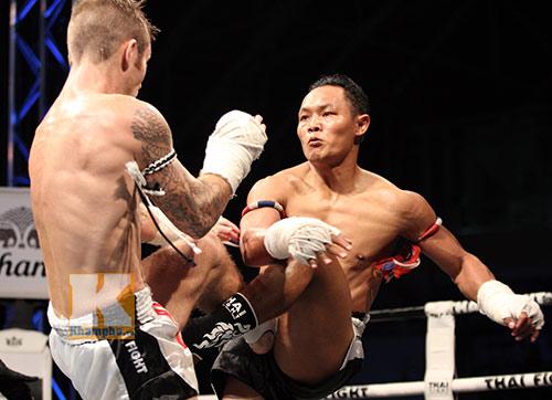 Phú Hiển hiện thực hóa giấc mơ vô địch Muay thế giới - 4
