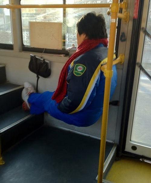 Những ý tưởng siêu độc trên xe bus - 2